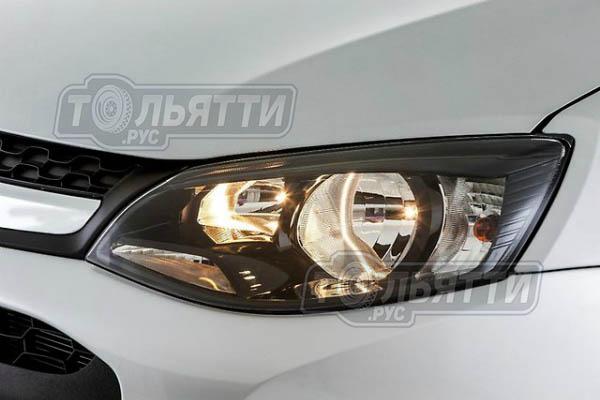 Фара для автомобилей семейства:Лада Калина2 (ЛЕВАЯ) (fresh)