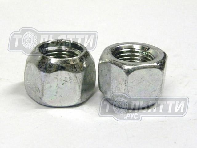 Гайка колеса (диска) штампосварного  М12х1,25х16,0 Лада 4х4 (Нива)
