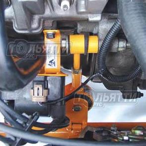 Дополнительная штанга двигателя 2110, Приора (спорт)