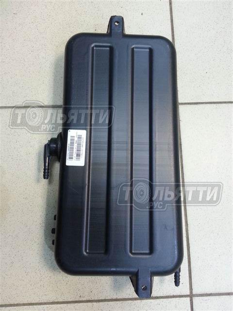 Сепаратор (бачок паров бензина пластмассовый с клапаном) Лада 4х4