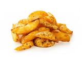 Картофельные дольки из печи