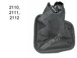 Чехол рычага  переключения передач КПП(кожзам)2110-5109070