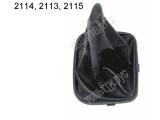 Чехол рычага  переключения передач КПП 2114 (кожзам) 2114-5109070