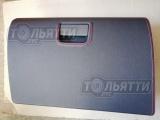 Крышка вещевого ящика кожа Приора 2170