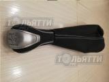 Рукоятка КПП (на базе рукоятки Гранта) с чехлом в коже Лада 4х4 (нива)