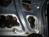 Виброизоляция крышки багажника гранта FL седан комплект