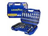 Набор инструментов Goodyear в чемодане, 110 предметов  (fresh)