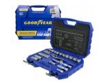 Набор инструментов Goodyear в чемодане, 26 предметов (fresh)