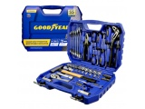Набор инструментов Goodyear в чемодане, 55 предметов (fresh)