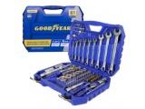 Набор инструментов Goodyear в чемодане, 81 предмет (fresh)