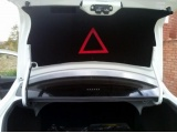 Обивка багажника ворс со знаком DATSUN On-Do