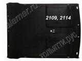 Обивка крыши (потолка)  черная 2109, 2114 Лада Самара