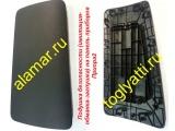 Подушка безопасности (имитация-обманка-заглушка) на панель приборов Приора2