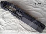 Панель приборов(полусбор с кронштейнами,облицовкой щитка, крышкой бардачка)  2107-5325012