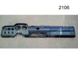Панель приборов (полусбор с кронштейнами, облицовкой щитка, крышкой бардачка, без петли) 2103-5325012