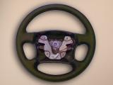 Руль кожаный Приора с подушкой безопасности