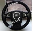 Руль «Барс» с карбоновой вставкой для а/м Калина Гранта Datsun Приора