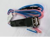 USB зарядное устройство на 2 гнезда универсальное для самостоятельной врезки в элементы панели приборов