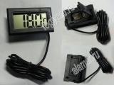 Цифровой ЖК-Термометр забортной температуры