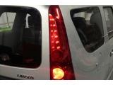 Дополнительные светодиодные задние фонари Лада Ларгус (новый дизайн)