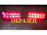 Доп.стоп сигналы в бампер Шеви Нива, 2111 (fresh)