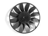 Крыльчатка эл.вентилятора диффузора радиатора 21214-1309016 для Лада 4х4