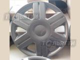 Колпаки колеса штампосварного R15 дизайн Ларгус (с пружинами)