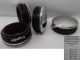 Колпаки ступицы Хром D 48-52 мм