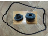 Прокладка клапаной крышки (лапша) 2108-1003270-01 и Втулка клапаной крышки 2108-1003277