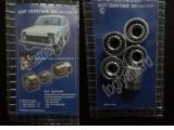Секретные гайки крепления колёс Лада 4х4, Шеви-Нива, производство РФ