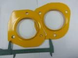Усилитель (защита) опоры передней подвески