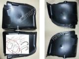 Кожух защитный передний(пыльник грязезащитный)2123-8403602/3-55 Шевролет Нива Бертоне от 2009г