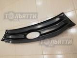 Пластиковая зимняя заглушка в решетку радиатора верхняя (Утеплитель радиатора) XRAY