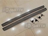 Сетка (решетка) защитная радиатора в рамке металлическая Xray  в нижний воздухоприток (в нижнюю решетку бампера)