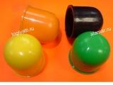 Колпак защитный шара прицепного устройства (цвет случайный)