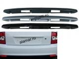 Накладка крышки багажника ОКРАШЕННАЯ (сабля задняя) 2170-8212526 для приора Седан и Хетчбек