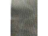 Сетка радиатора алюминиевая цв.ЧЕРНЫЙ (fresh)