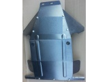 Защита картера двигателя на Ниву 2121-21214