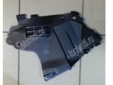 Защита (щиток грязезащитный) бампера переднего левая 6001549324/8200595808 Ларгус, Логан2(с 2014г.)