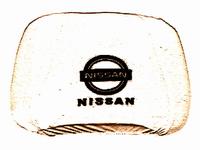 Накидки (чехлы) на подголовники с логотипом