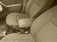 Рено логан-ЛФ (Renault-LF) на сиденье с регулировкой по высоте (Логан, Сандеро, Дастер)