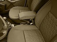 Рено логан-ПБ (Renault-PB) на сиденье с регулировкой по высоте и подушкой безопасности (Логан, Сандеро, Даст