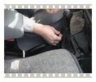 Установка чехлов на ВАЗ 2108-09-14-15